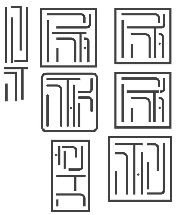 נקודה - לוגו להגשה